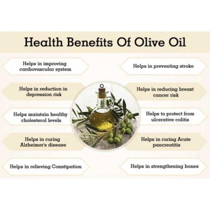 Olive Oil Pomace 1L Natural Cold Pressed Oil / Carrier Oil / Base Oil / Minyak Kulit / Soap Making Oil 果渣橄榄油