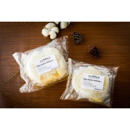Summer Soap Refined Shea Butter 250g 精致乳木果脂