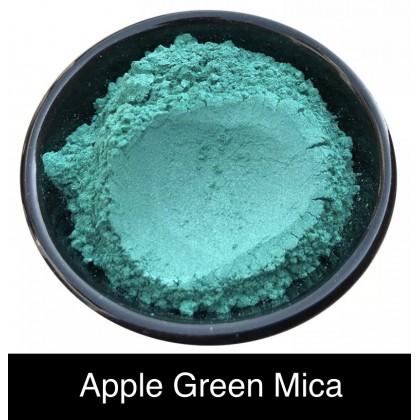 Apple Green Mica 5g 苹果绿色粉