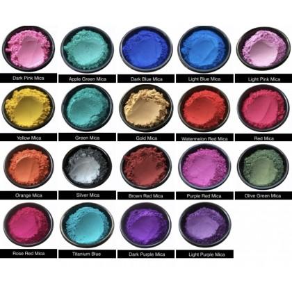 Light Purple Mica 5g 浅紫色粉
