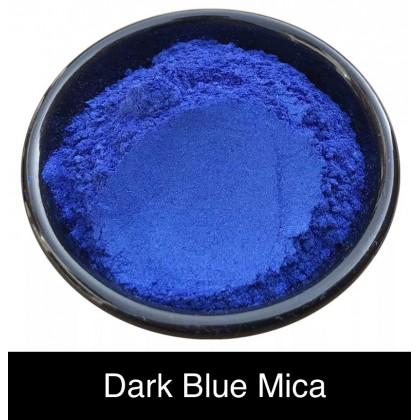Dark Blue Mica 50g 深蓝色粉