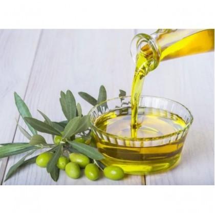 Olive Oil Pure 5L Natural Cold Pressed Oil / Carrier Oil / Base Oil / Minyak Kulit / Soap Making Oil 纯橄欖油