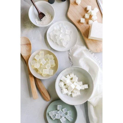OPAQUE SOAP BASE 5KG 白色皂基