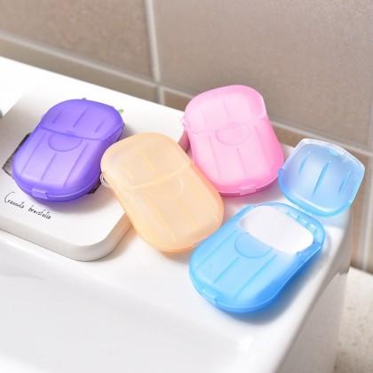 Antibacterial Hand Washing Mini Paper Soap