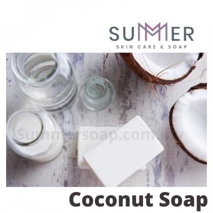 Summer Soap Coconut Oil Refined 1000ml (1L) Soap Making Oil / Skincare DIY Carrier Oil 椰子油